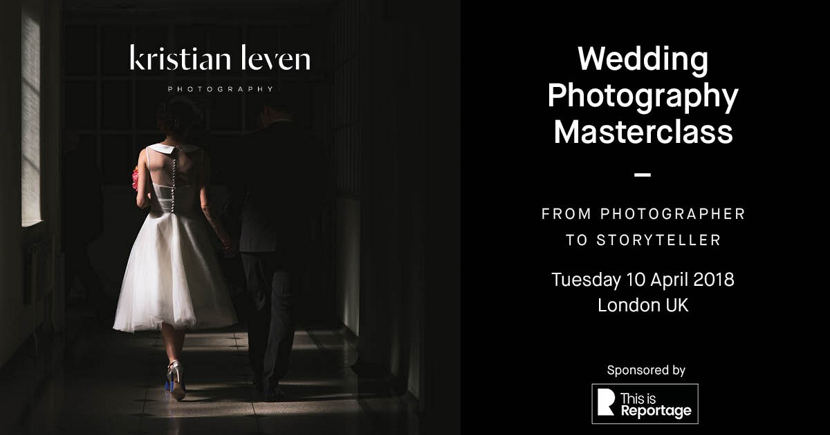 Wedding Photography Masterclass